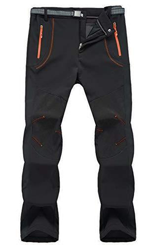 Mens Waterproof Pants Windproof Pants Winter Hiking Pants Mens Rain Pants Snowboarding Pants Skiing Pants for Men