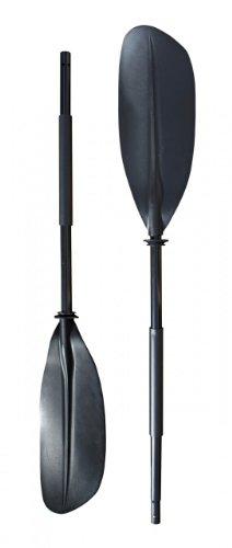 Navyline asymmetrisches Kajak Doppel-Paddel 2-teilig 210/230 cm, Länge:210cm