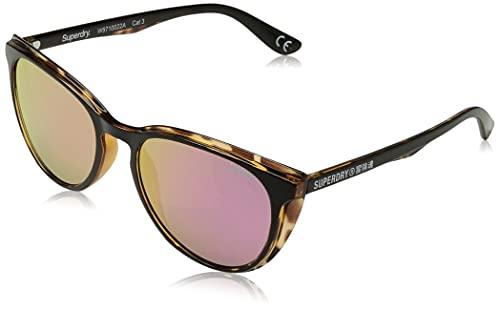 Superdry SDR Ellen Step Gafas, Tort, One Size para Mujer