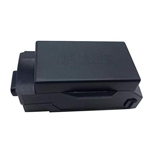 goodjinHH 01 11,4 V 44,4 Wh 3900 mAh Lipo-Akku Batterie Ersatzteil,Kompatibel mit Yuneec Mantis Q Mantis G RC-Drohne,Tragbar Wiederaufladbarer Batterien Akkupack,Großer Kapazität (schwarz)