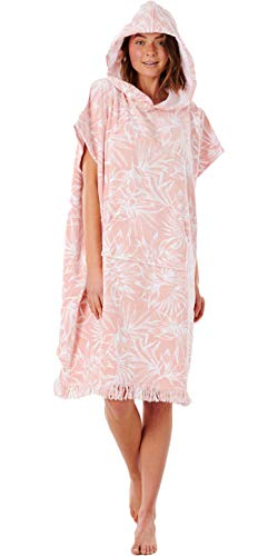 Rip Curl Classic SURF Poncho 2021 Coral