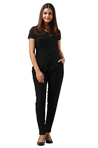 Maishi Stretchable Slim Fit Straight Casual Cigarette Pants Trouser for...