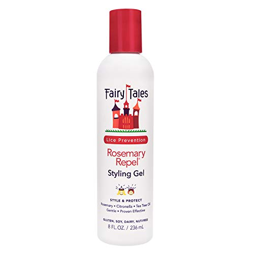 Fairy Tales Rosemary Repel Daily Kid Styling Gel for Lice Prevention, 8...