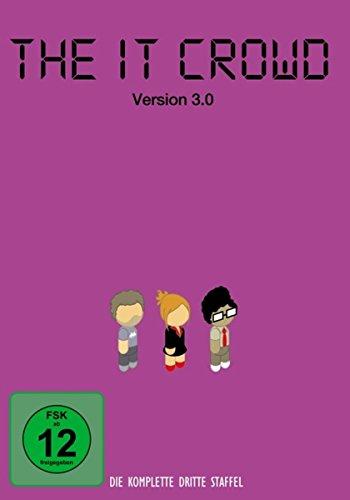 The IT Crowd - Version 3.0 - Die komplette dritte Staffel