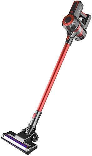 HNLSKJ Aspirador de Mano inalámbrico, Limpiador de carros seco Mojado for el Cabello for Mascotas, hogar y Coche (Color: Rojo) Liuchang20 (Color: Rojo) (Color: Rojo) ggsm (Color : Red)