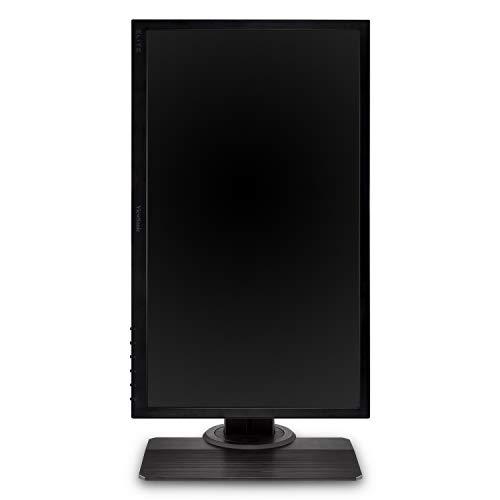 ViewSonic Elite XG240R 24 Inch 1080p 1ms 144Hz RGB Gaming Monitor with FreeSync Premium Eye Care Advanced Ergonomics for Esports