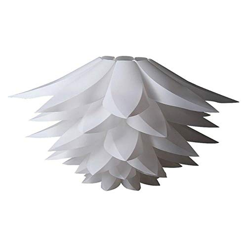 WXG Lotus - Pantalla para lámpara de araña