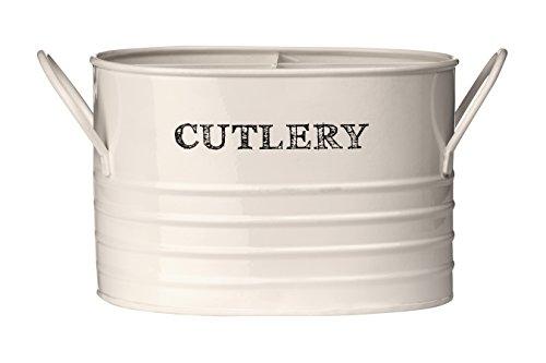 Premier Housewares Sketch - Cubo Organizador de Cubiertos,