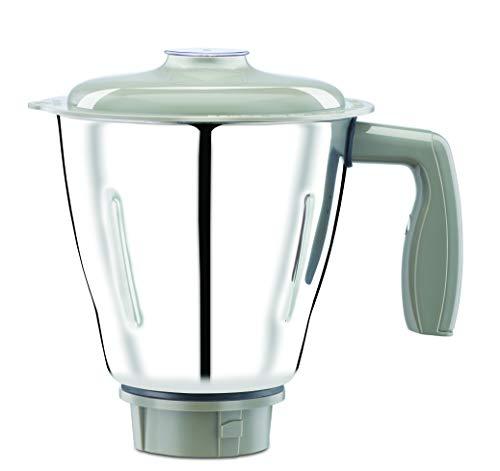 Bajaj Ivora Silky Caramel 800 watts Mixer Grinder with 3 Jars