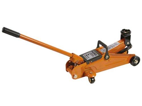 Perel afj2t de BMC–Gato hidráulico de sobre ruedas con caja, 2Ton Resistencia (9unidades)