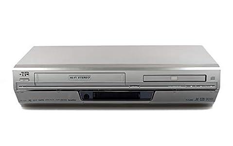 Jvc HR XV de 3Reproductor de DVD de vídeo VHS