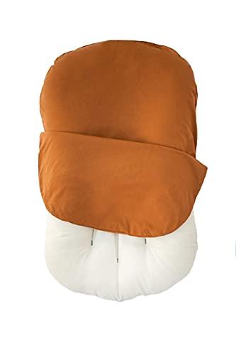 NoomiNest - Funda para tumbona de bebé SnuggleMe Organic |