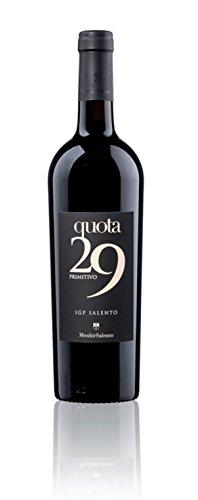 Menhir Quota 29 Primitivo 2010er 750 ml vino rosso