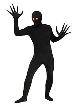 Fade Eye Shadow Demon Adult Costume Standard Black