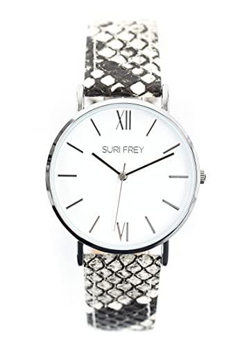 SURI FREY Armbanduhr Amy 603 Damen Uhren beige One Size