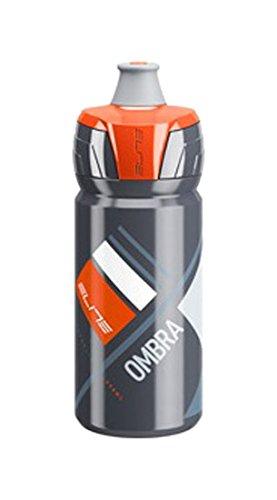 Elite Ombra Gourde, Mixte, Ombra, Gris/Orange Fluo, 550 ML