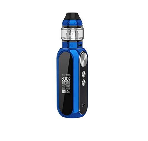 OBS Cube 80W Kit Sigaretta Elettronica Svapo-Niente nicotina e tabacco (Blu)