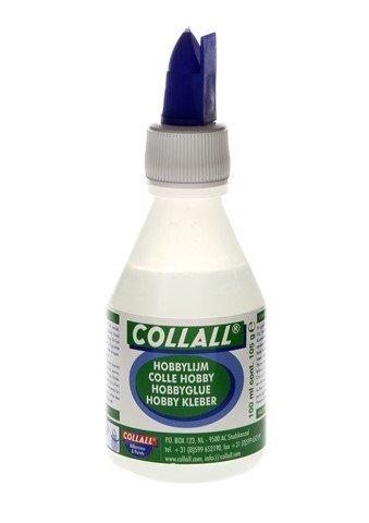 Collall 228311 lijm lijm wit 4,5 x 4,5 x 13 cm