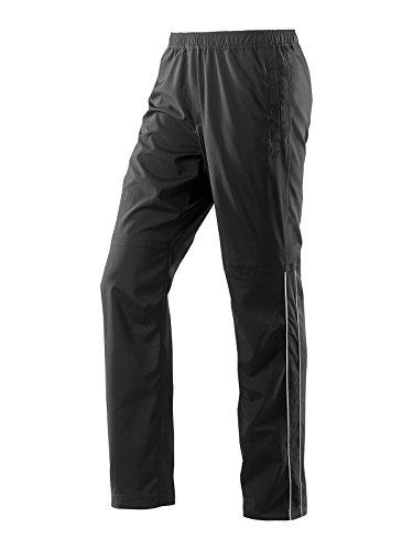 Joy Sportswear Sporthose Hakim für Herren - Bequeme Fitness- & Trainingshose für Freizeit und Alltag Tunnelzug | langes Bein & gerader Schnitt Langgröße, 106, Black