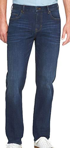 Banana Republic Men's Athletic-Fit Stretch Medium Wash Jean (35/32)