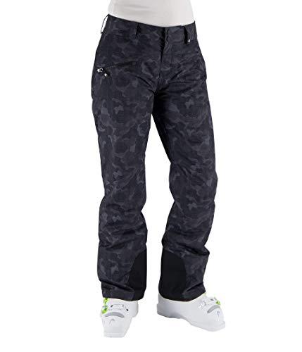 Obermeyer Malta Pants Dark Denim Camo 14 R