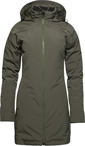 YETI RAA W's Hardshell Down Coat Damen Hardshellmantel mit Daune Mantel, wild Forest, Größe XS