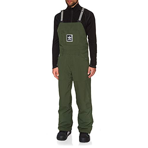 adidas Herren Snowboard Hose Snowboarding Utility Bib Pants