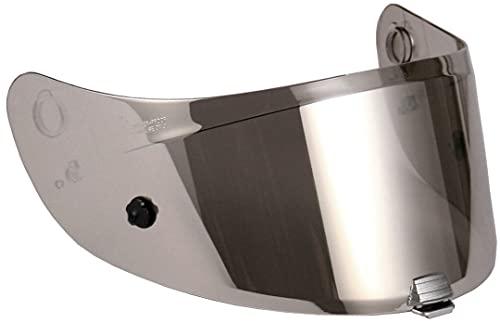 HJC HJ-09 Visier Iridium Silber