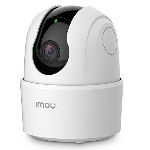Imou Cámara IP WiFi Interior 1080P con Detección de Humano, Cámara de...