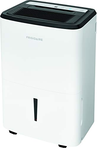 Frigidaire High Efficiency 50-Pint Dehumidifier...