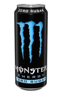 Monster Zero Sugar 500 ml Koffer van 12