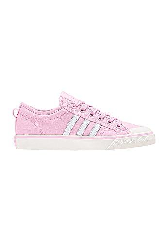 adidas Originals Damen Sneaker Nizza W CQ2539 Rosa, Schuhgröße:36