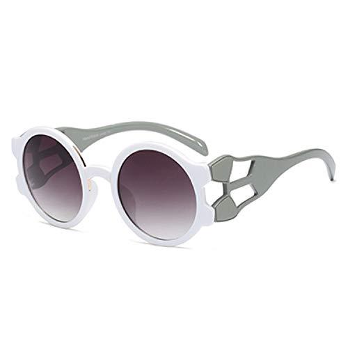 GHCDSNBN Sonnenbrillen Neue Sonnenbrillen Brillenmodelle Männer Und Frauen Hohlglas Brillenglas Uv400