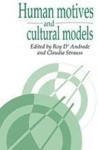 بشري motives و الثقافية النماذج (المنشورات Society لجهاز psychological anthropology)