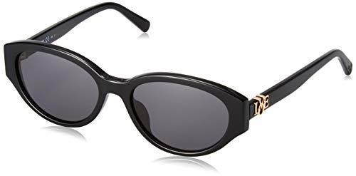 Love Moschino MOL014/G/S Gafas de Sol, Negro (Black), 55.0 para Mujer