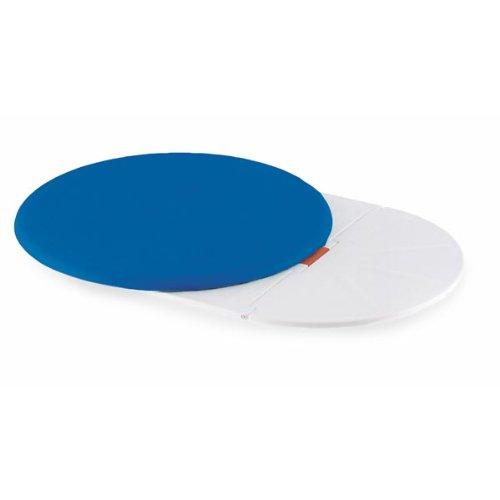 TRANS Dreh- und Übersetzhilfe für Badewannenlifter Farbe Blau