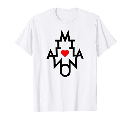 Amo Milano Italia, I Love Milan Italy Camiseta