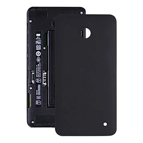GUODONG Riparare Gli Accessori Battery Back Cover for Nokia Lumia 630 (Nero) Parti di Ricambio (Color : Black)
