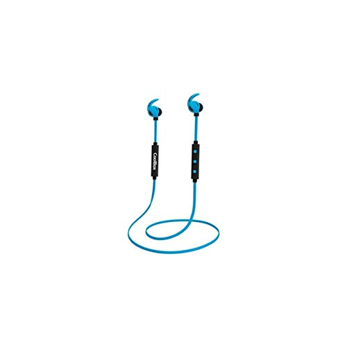 CoolBox - Auriculares Bluetooth Deportivos CoolBox COO-AUB-S01BL