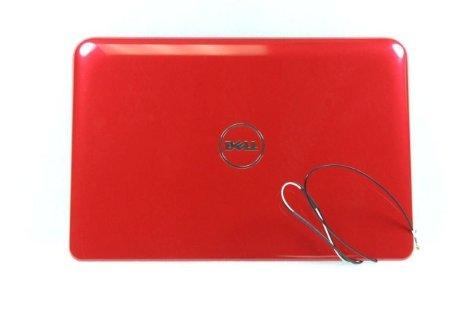 cm6j5–Neu–Rot–Dell Inspiron Mini 10(1012) LCD Back Cover Deckel–cm6j5