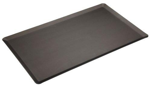 Master Class Backform Pro 53x33cm aus Karbonstahl-antihaft in schwarz, Stahl, 12 x 17 x 22 cm