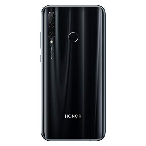 Honor 20i (Midnight Black, 128GB Storage, Triple AI Camera)