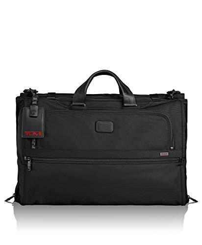 Tumi Alpha 2 Tri-fold Carry-on Garment Bag, Black (Black) - 022137