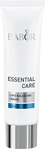 BABOR ESSENTIAL CARE Lipid Balancing Cream, reichhaltige Gesichtspflegecreme, für trockene Haut, mit Ölen, Aloe Vera & Panthenol, 50ml