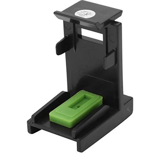 Herramienta de cartucho de tinta apta para HP817 Excelente herramienta de impresión negra herramienta para HP816 para oficina (aplicable a algunos modelos HP (color de la máquina)