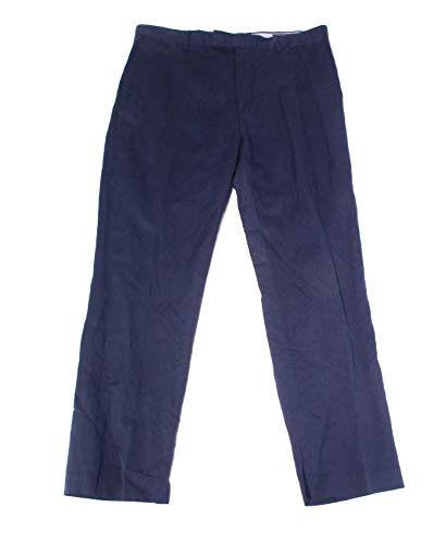 Polo Ralph Lauren Herren Leinen Klassische Passform Kleid Hose -  Blau -  35W / 32L