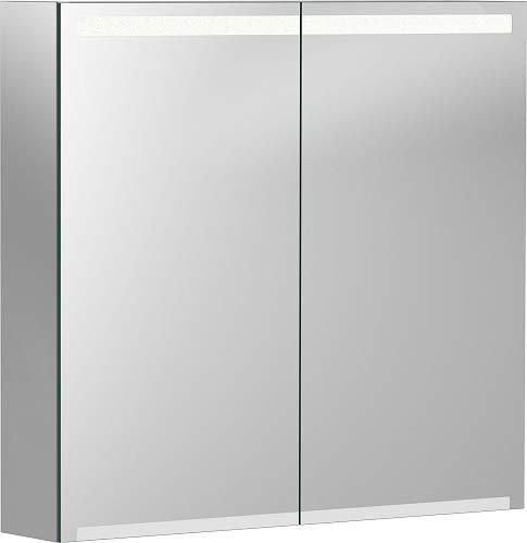 Keramag KG Option Spiegelschrank, 750x700x150mm Korpus Weiß