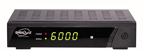 Digiquest 8212 HD - Decoder Satellitare con Funzione PVR