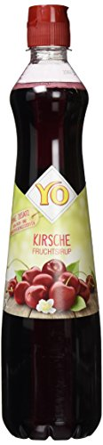 Yo Sirup Kirsche, 6er Pack, PET (6 x 700 ml)