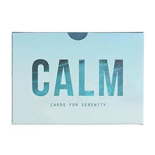 The School of Life - Calm Prompt Cards - Relieve Stress and Remain Calm